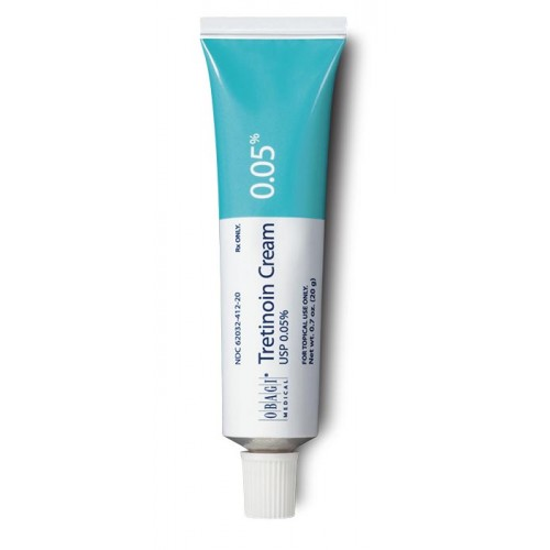 Obagi Tretinoin Cream 0.05% | $96.00 On Sale for: $88.00